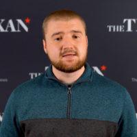 Daniel Friend, Reporter for The Texan
